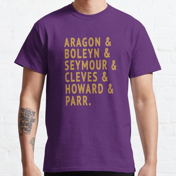 Six the Musical - Queens Classic T-Shirt
