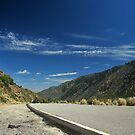 Lonely Road to Lytle Creek, CA by Alan Brazzel