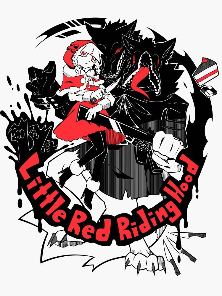 Little Red Riding Hood by Par0llel