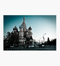 St.Basil's Cathedral Photographic Print