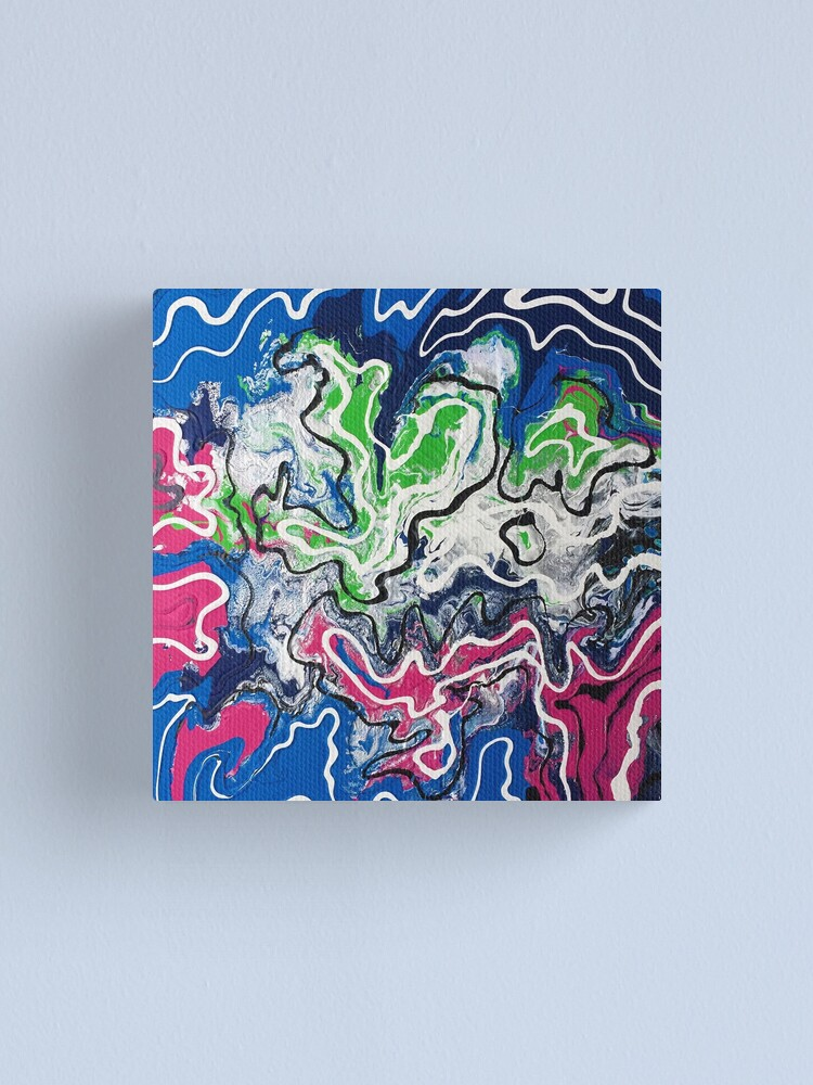 Alternate view of Elevation Canvas Print