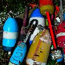 COLORFUL BOUYS by FSULADY