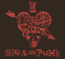 I Love Steampunk