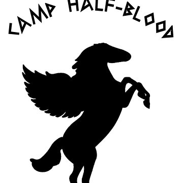 Camp Half Blood  by Sjoerd1201