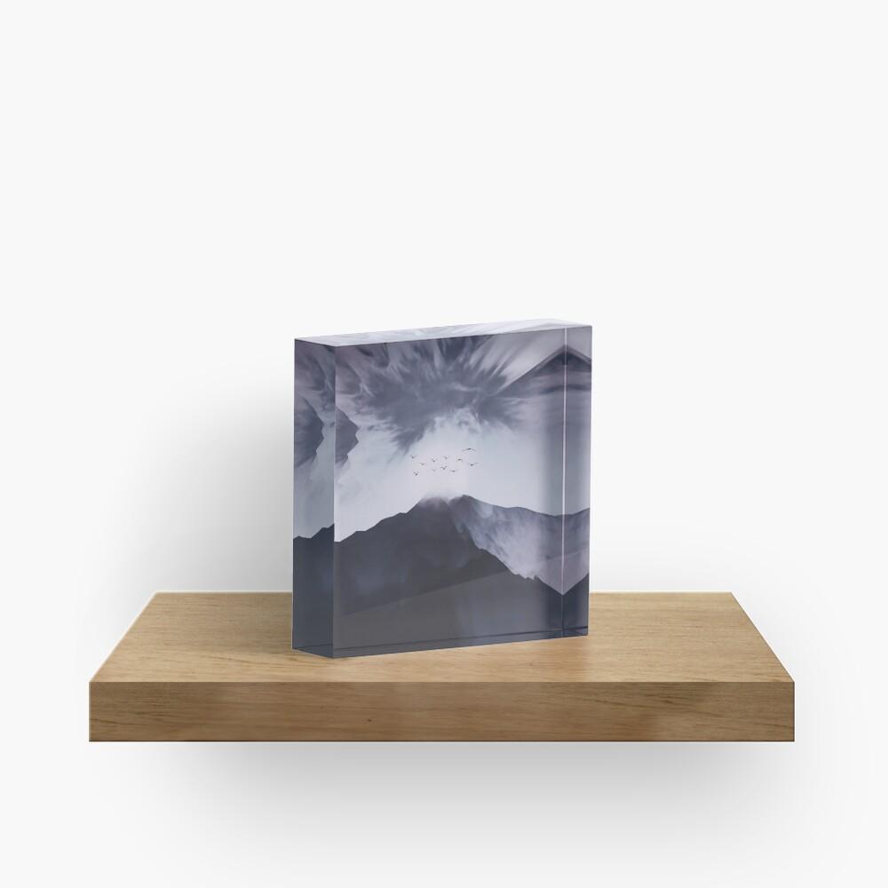 Peak Acrylic Block
