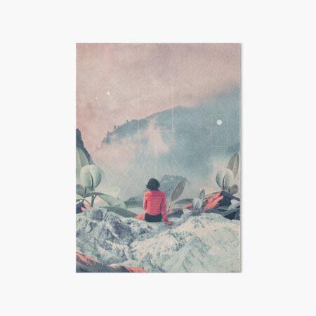 Lost in the 17th Dimension Art Board Print