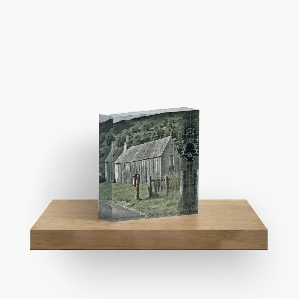 Letterfearn Acrylic Block