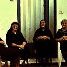 Cretan Siesta by Mojca Savicki
