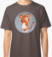 Cute Tiger Cub Classic T-Shirt