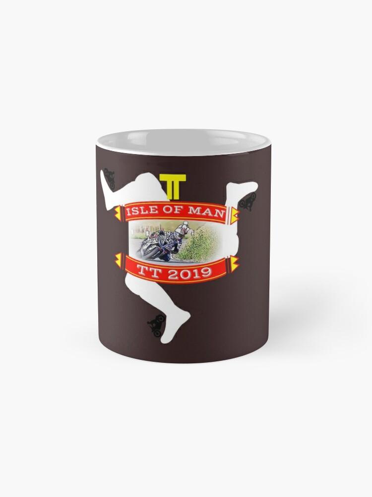 Alternate view of TT Isle of Man Mug