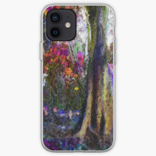 Shrubbery on the Mountain iPhone Soft Case