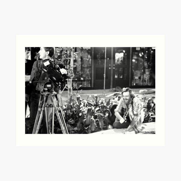 George Romero, The Joy of Directing Art Print