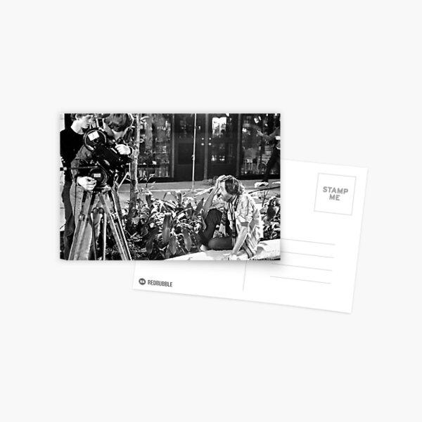 George Romero, The Pain of Directing Postcard