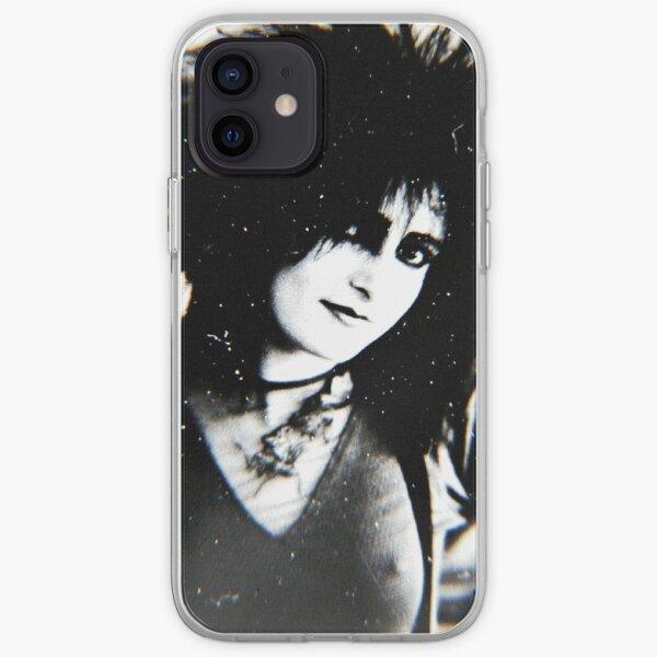 SIOUXSIE SIOUX -- Polaroid 80s Goth iPhone Soft Case