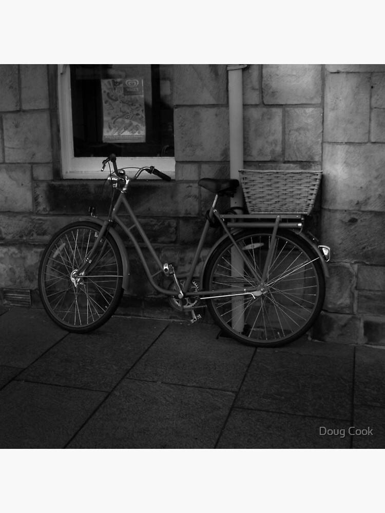 St. Andrews Bicycle by DougCook