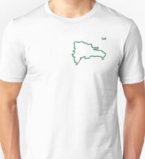 """Dominican Republic """"Citizen of the Earth"""" small Unisex T-Shirt"""