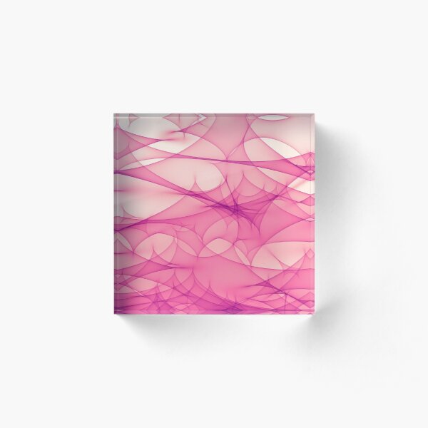 detailed caustics Acrylic Block