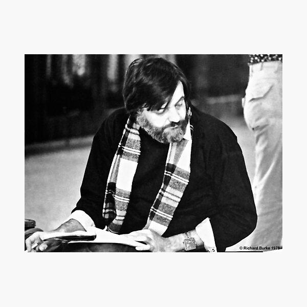 George Romero 1978 Photographic Print