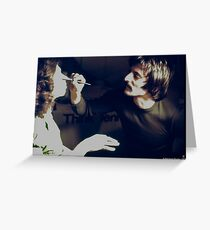 Tom Savini Greeting Card