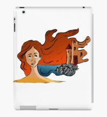 Part of your world iPad Case/Skin