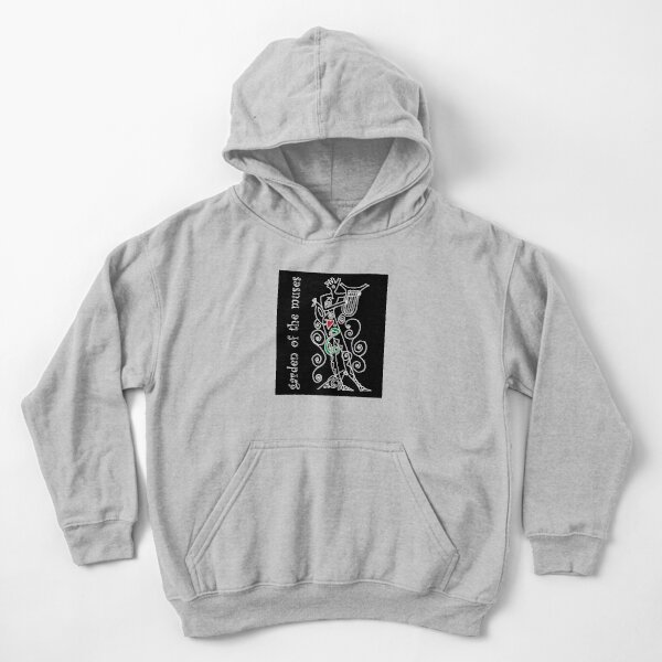 Music Muse Kids Pullover Hoodie