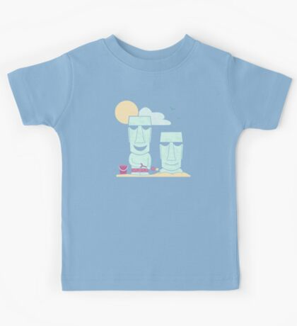 Easter Island Summer Fun Kids Clothes