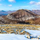 Meall a'Ghiubhais, Torridon by ScotLandscapes