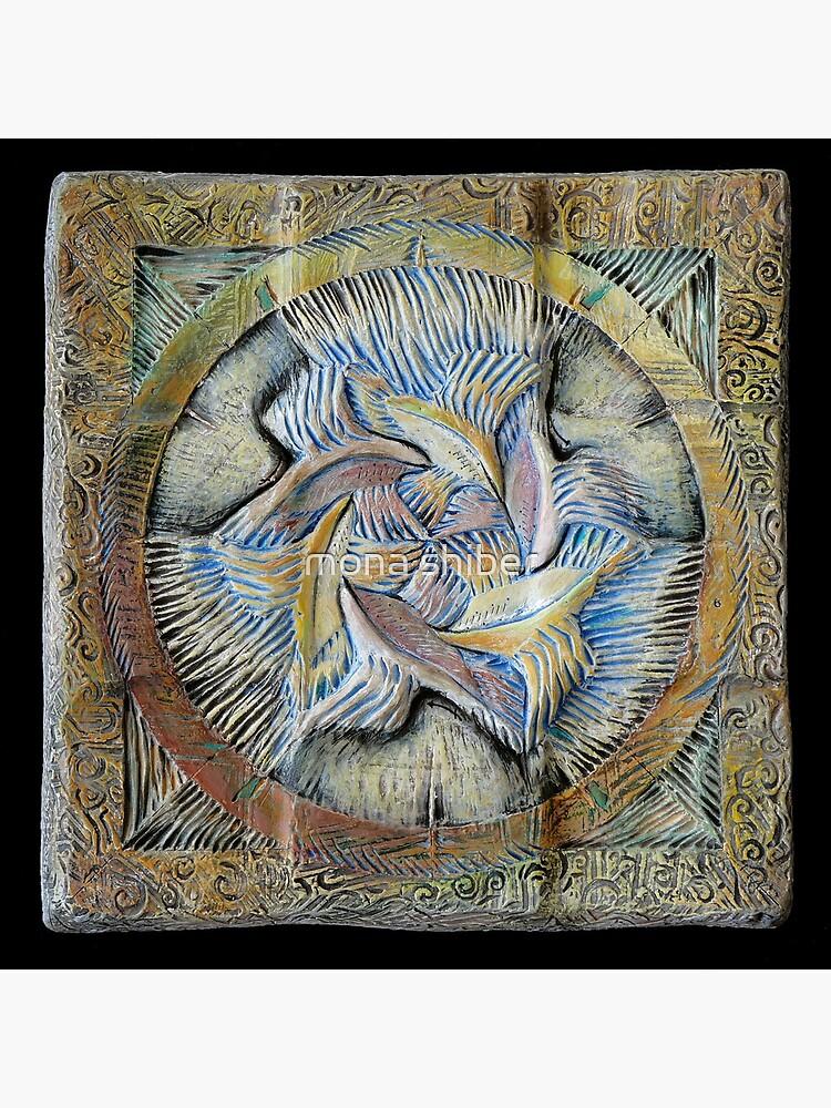 Spiral six: integration by MonaShiber