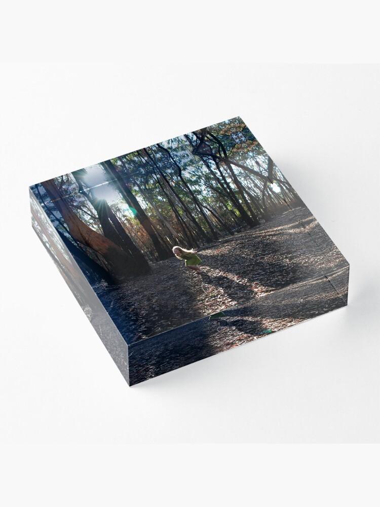 Alternate view of Untitled 4 Acrylic Block