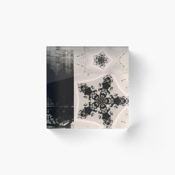 0038 Acrylic Block