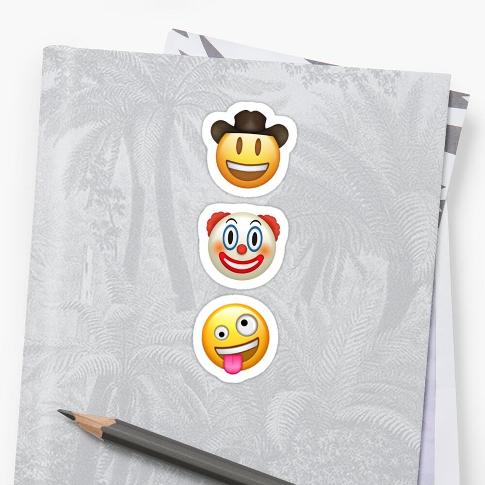 Emoji-Pack Sticker