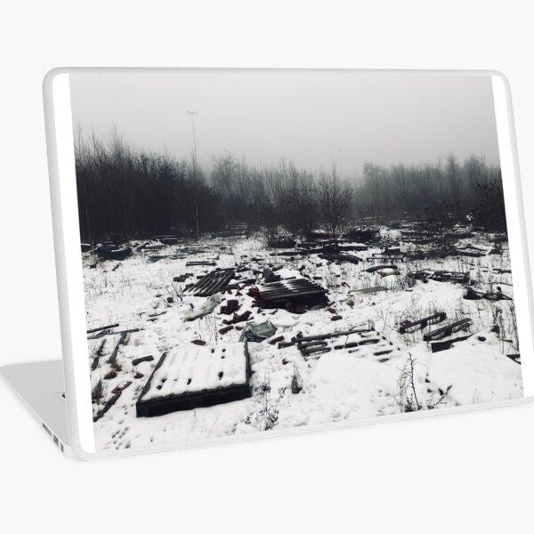 Pallets Laptop Skin