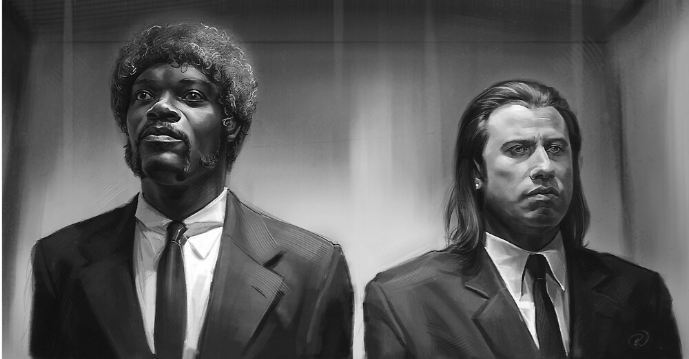 Pulp fiction by Raluca Marinescu
