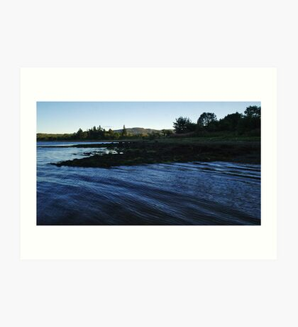 Airds Bay Art Print