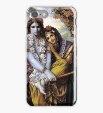 Radhakrishna iPhone Case/Skin