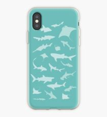 Sharks and Rays! iPhone Case