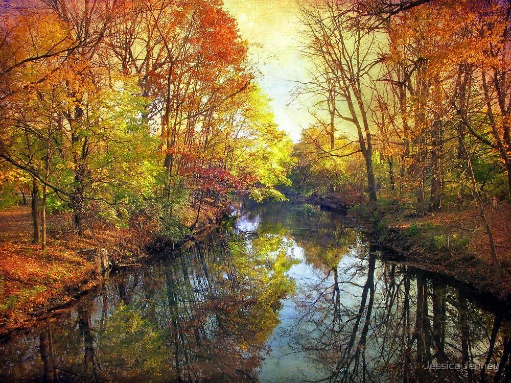 Ode to Autumn by Jessica Jenney