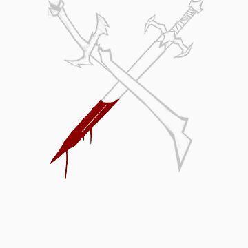 Crossed Swords by Bulwarky