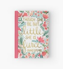 Cuaderno de tapa dura Little & Fierce