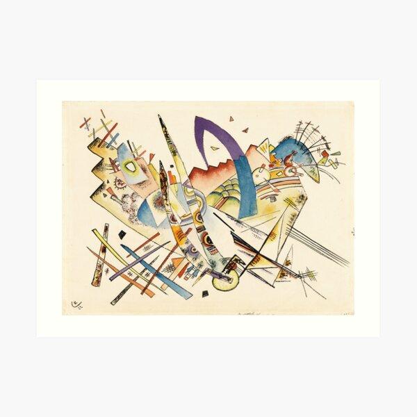 Kandinsky Sin título 1922 Reproducción de obras de arte, diseño de carteles, impresiones, camisetas, hombres, mujeres, niños, jóvenes Lámina artística