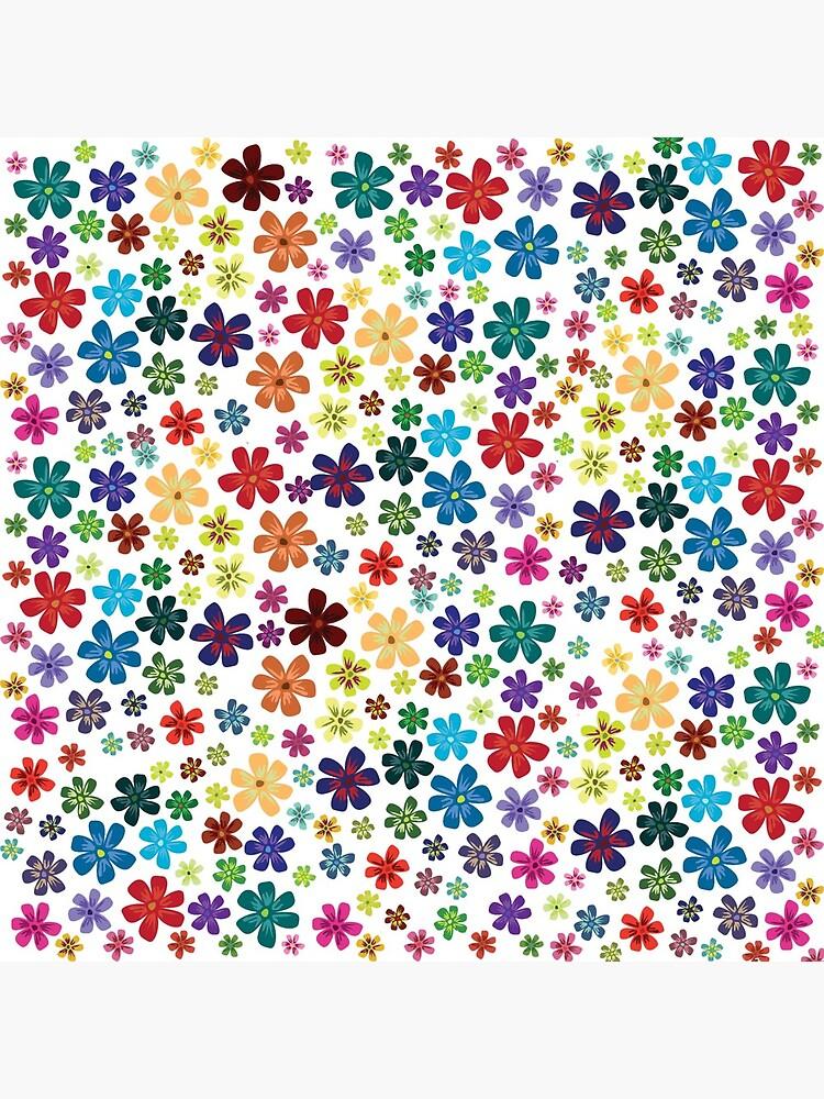 Floral Floral Pattern de albertjunior
