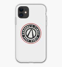 Pandora's Finest | Borderlands Fashion Logo iPhone Case