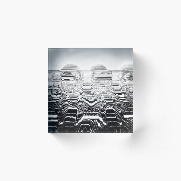 0128 Acrylic Block