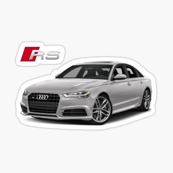 Audi S Line bumper Decal Sticker A3 A4 A5 A6 A8 B4 RS S line Audi sport Quattro