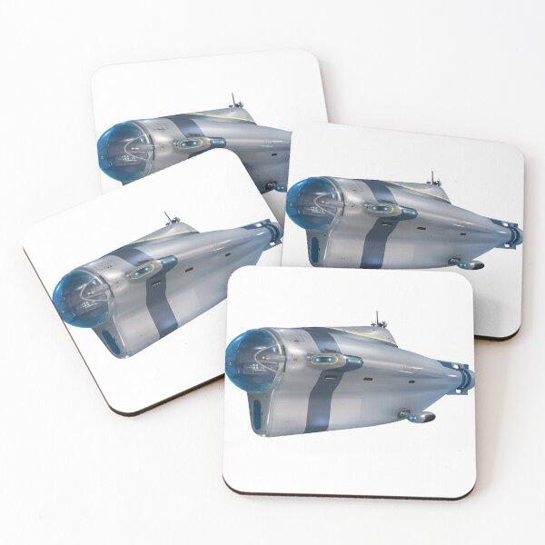 Cyclops Coasters (Set of 4)