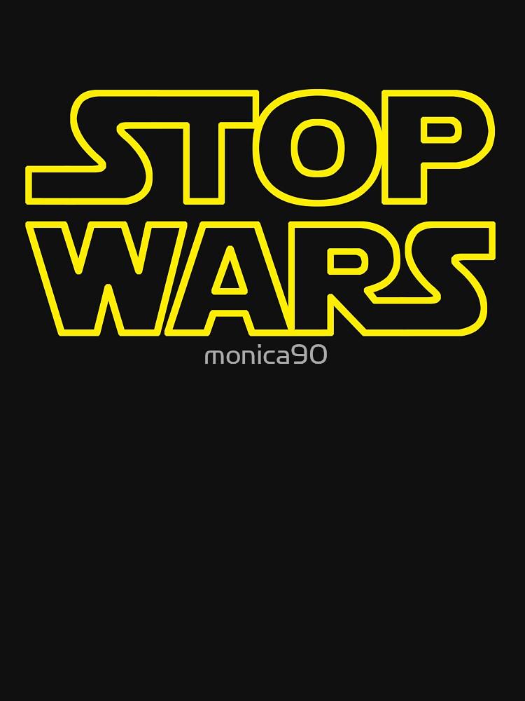 STOP WARS | Unisex T-Shirt