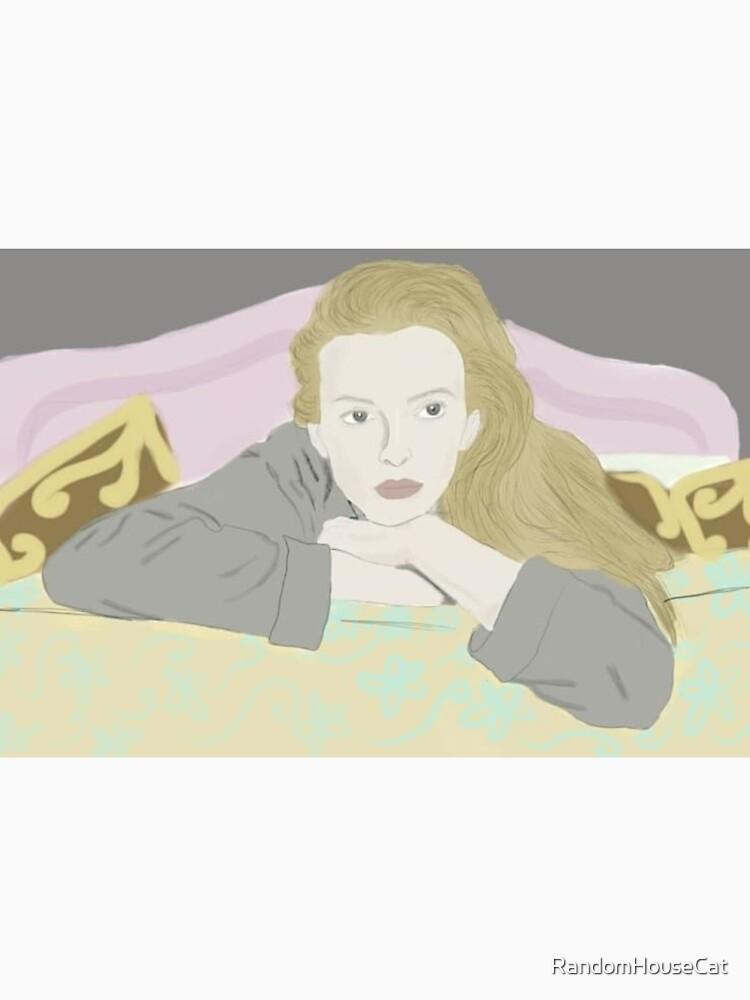 Villanelle Season 2 Portrait by RandomHouseCat