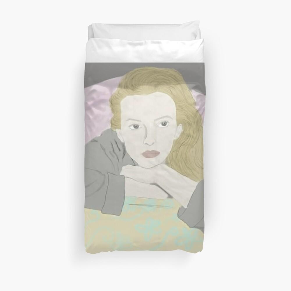 Villanelle Season 2 Portrait Duvet Cover