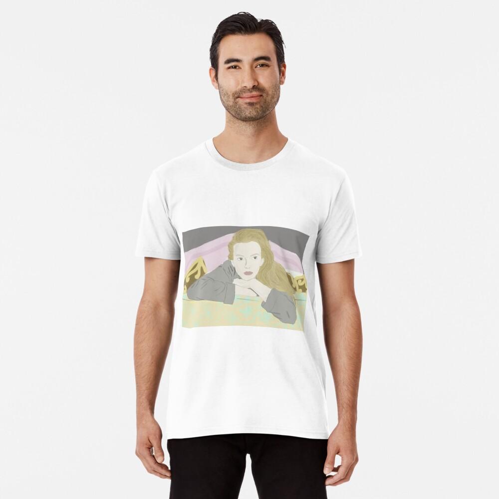 Villanelle Season 2 Portrait Premium T-Shirt