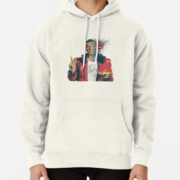 Confessions Dangerous Mind Pullover Hoodie